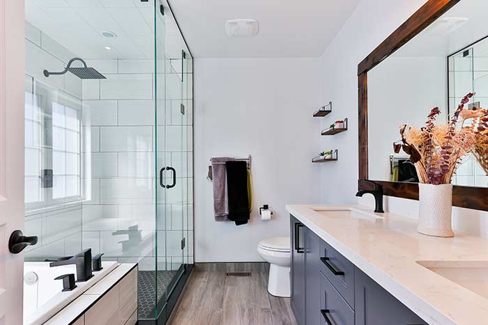 shower leak detection perth
